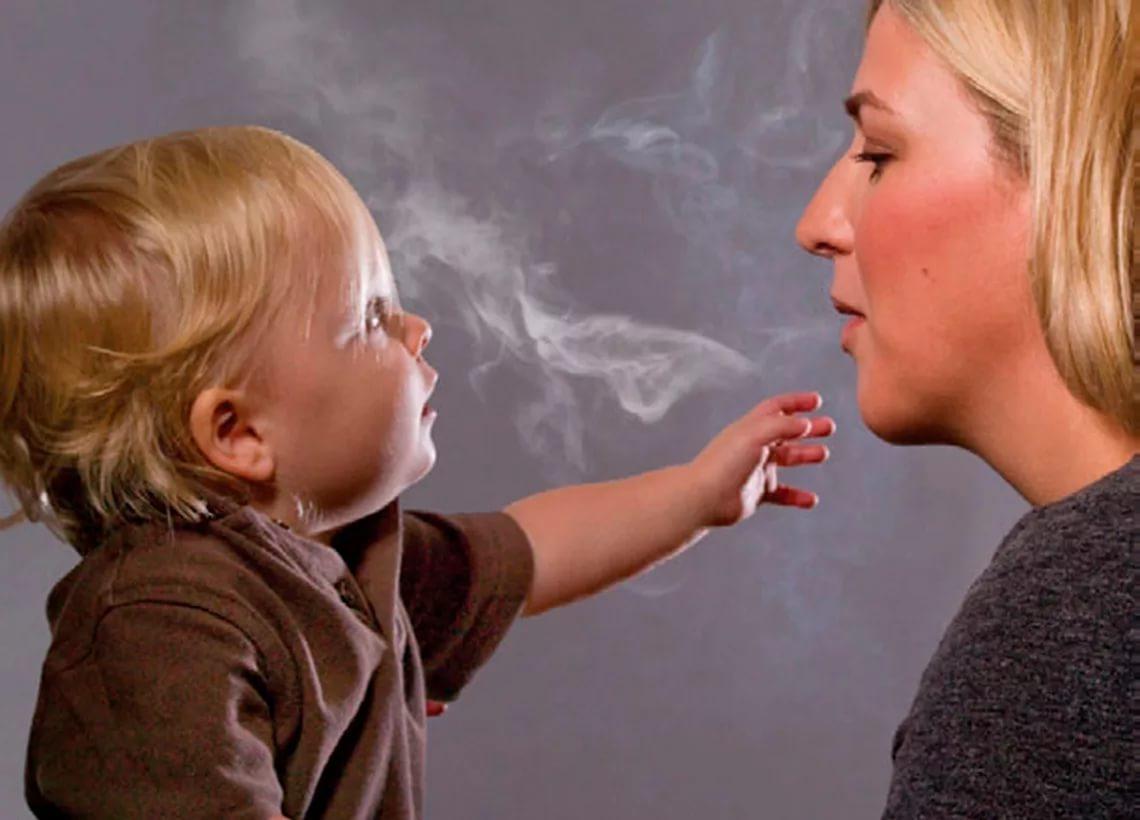 Пассивное курение приводит к раку