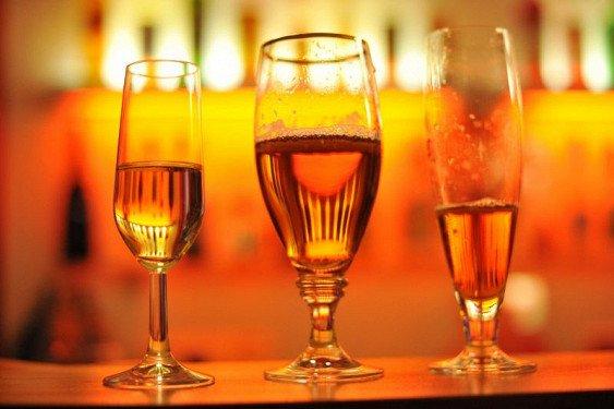 Алкоголь защищает сердце