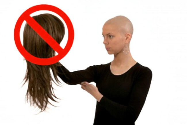 после химиотерапии нужен парик?