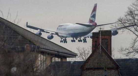 Пролетающие над головами самолеты вызывают диабет